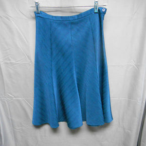 Tailor B Moss dark teal knee length skirt 2